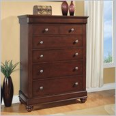 Wynwood Olmstead Chest in Nutmeg Finish