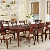 Wynwood Olmsted Rectangular Dining Table in Nutmeg