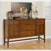 Wynwood Storehouse Sideboard in Spiced Pecan