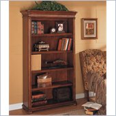 Wynwood Camden Open Bookcase in Ginger Cherry