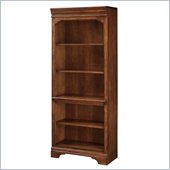 Wynwood Valencia 5 Shelf Bookcase in Coventry Cherry