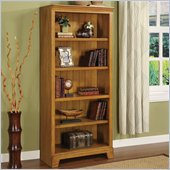 Wynwood Gordon Bunching Bookcase in Light Nutmeg