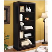 Wynwood Palisade Bunching Bookcase in Dark Sable
