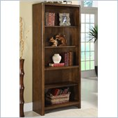 Wynwood Storehouse Bunching Bookcase in Spiced Pecan