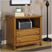 Wynwood Gordon Printer Filing Cabinet in Light Nutmeg