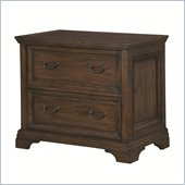 Wynwood Woodlands Lateral Filing Cabinet in Heritage Cherry Finish