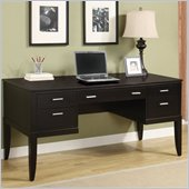 Wynwood Palisade Writing Desk in Dark Sable