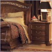 Wynwood Granada Night Stand in Cordillera Pine Finish