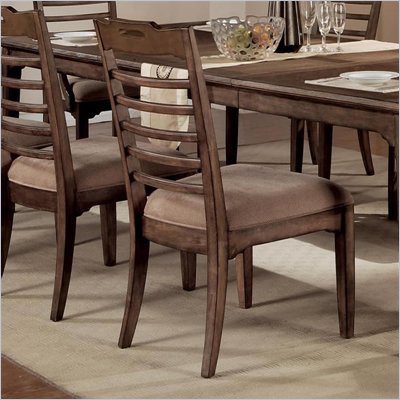Wynwood Newberry Side Chair in Antique Oak Finish