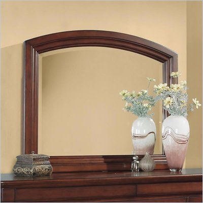 Wynwood Olmstead Mirror in Nutmeg Finish