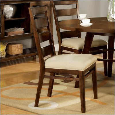 Wynwood SBH Side Chair in Tobacco Finish