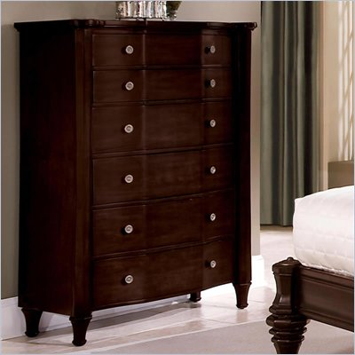 Wynwood Sutton Place Chest in Espresso Finish