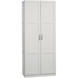 Sauder Select Storage Cabinet in White