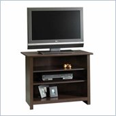 Sauder Beginnings Cinammon Cherry TV Stand