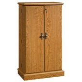 Sauder Orchard Hills Multimedia Storage Cabinet