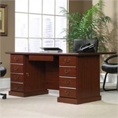 Sauder Heritage Hill Large Executive Desk
