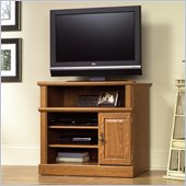 Sauder Orchard Hills Small Highboy TV Stand