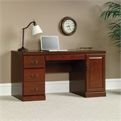 Sauder Heritage Hill Computer Credenza