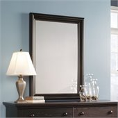 Sauder Harbor View Mirror in Antiqued Paint
