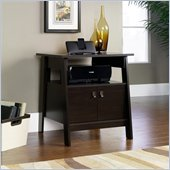 Sauder Stockbridge Technology Pier in Jamocha Wood
