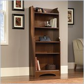 Sauder Graham Hill Bookcase in Autumn Maple