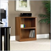 Sauder Homeplus Bookcase / Hutch in Sienna Oak