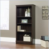 Sauder Bookcase in Cinnamon Cherry