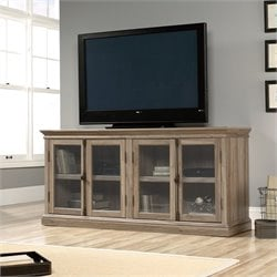 Sauder Barrister Lane Storage Credenza in Salt Oak