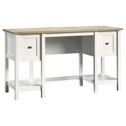 Sauder Cottage Road Computer Desk in Soft White