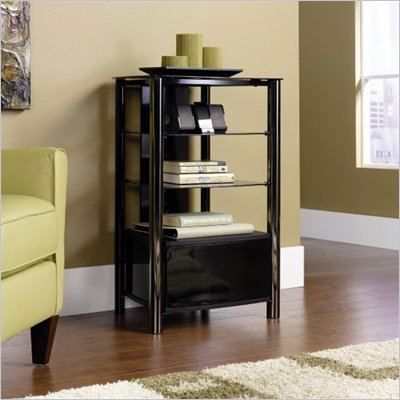 Sauder Chroma Technology Pier in Black