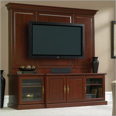 Sauder Heritage Hill Entertainment Wall
