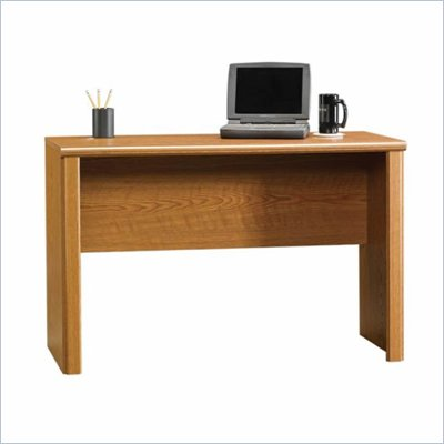Sauder Orchard Hills Wood Laptop Desk in Carolina Oak