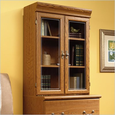 Sauder Orchard Hills Lateral File Hutch