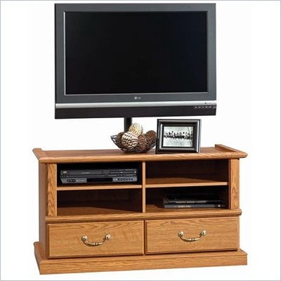 Sauder Orchard Hills Entertainment Credenza with TV Mount