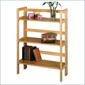 Winsome 3-Tier Foldable Shelf in Beech