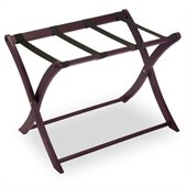 Winsome Luggage Rack in Espresso Beechwood