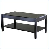 Winsome Wood Cleo Coffee Table in Dark Espresso