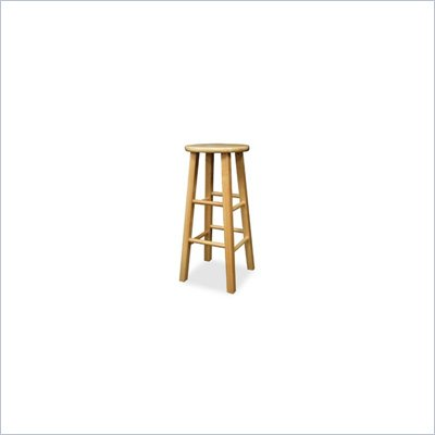 Winsome 29&quot;H Bar Stool in Natural (Set of 2)