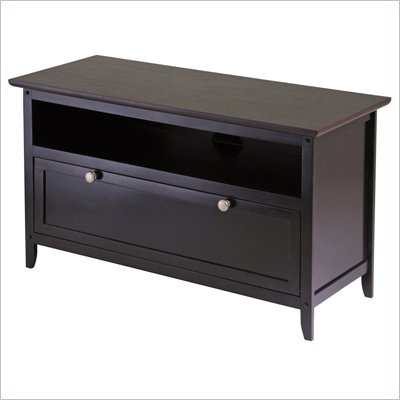 Winsome Zuri TV Stand in Espresso
