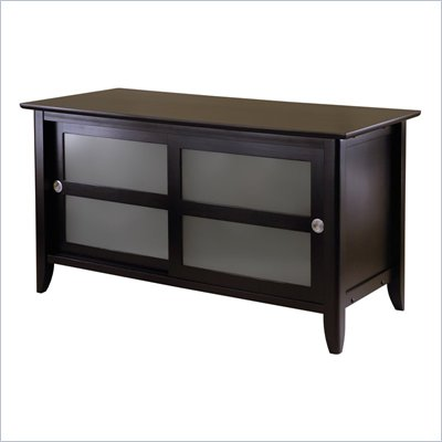 Winsome Syrah TV Stand in Espresso
