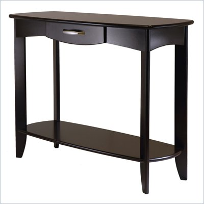 Winsome Danica Console Table in Espresso