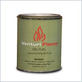 13 Oz. Venturi Flame Gel - Qty 24 Cans