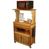 Catskill Craftsmen Microwave Cart
