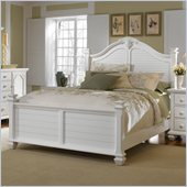 Broyhill Mirren Harbor Poster Bed in White