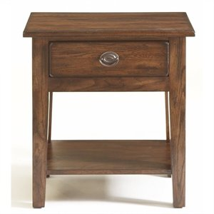 Broyhill Attic Heirlooms Vintage 1 Drawer/1 Shelf Night Stand
