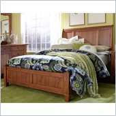 Broyhill Attic Heirlooms Vintage Sleigh Bed