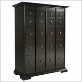 Broyhill Perspectives 7 Drawer Chest in Graphite Finish