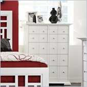 Broyhill Perspectives Artic White 7 Drawer Chest