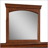 Broyhill Rhone Manor Dresser Mirror in Toffee