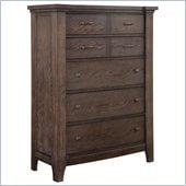 Broyhill Attic Retreat Drawer Chest in Weathered-Mink